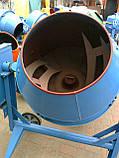 Бетонозмішувач BWA-160/110 на 220 Вольт, фото 4