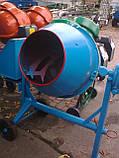 Бетонозмішувач BWA-160/110 на 220 Вольт, фото 5