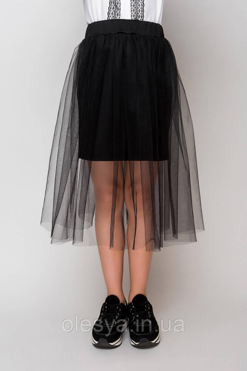 Школьная юбка sh-85 Barbarris Размеры 134- 164