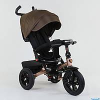 Трехколесный велосипед Best Trike 9500 - 2620 brown, фото 1