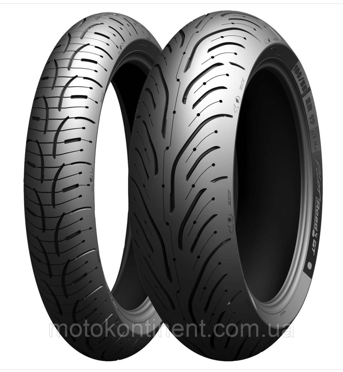 Моторезина 120 70 17  MICHELIN PILOT ROAD 4GT передняя (58W)