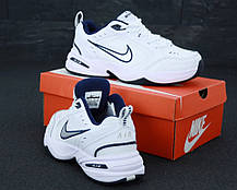 Мужские кроссовки Nike Monarch White. ТОП Реплика ААА класса., фото 2