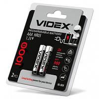 Аккумулятор Videx HR03 1000mAh (AAA)