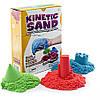 Кинетический песок 3 кг Waba Fan (3 цвета в коробке)