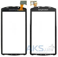 Сенсор (тачскрин) для Sony Xperia Neo L MT25i Original Black