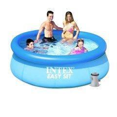 Надувний басейн Intex 28112, 244 х 76 см (1 250 л/год)