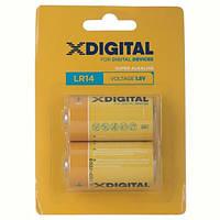 Батарейка X-Digital Energy C/LR14 BL 2шт