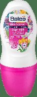 Женский дезодорант  Balea (Летние цветы) шариковый 50 мл