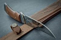 Охотничий нож Тотем Акула 50х14мф,охотничьи ножи,товары для рыбалки и охоты,оригинал