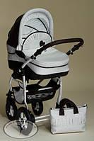 Детская универсальная коляска 2 в 1 DPG Romance Dots