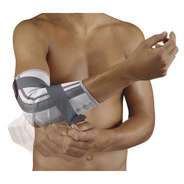 Ортез на ліктьовий суглоб напівжорсткий