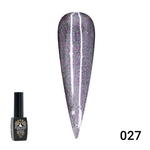 Гель лак 12D Cat Eyes Global Fashion 8 мл, №27