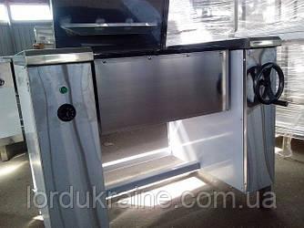 Сковорода электрическая профессиональная на 38 л СЭМ-0,2Э (эталон) ТМ ЭФЕС