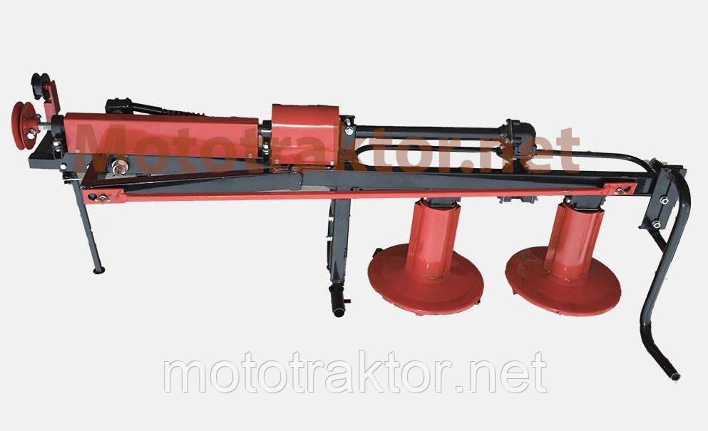 Косилка роторная для мототрактора КР-04