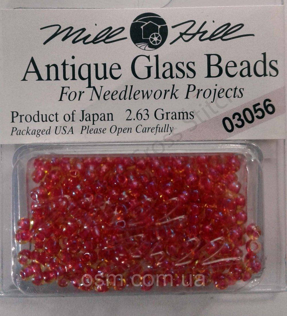 Бисер Antique Glass Beads Red Mill Hill