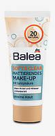 Balea Soft & Clear Mattierendes Make-Up - Матирующий тональный крем для проблемной кожи 40 мл