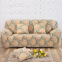 "Чехол на трехместный диван ""HomyTex"" с рисунком Абстракция беж"