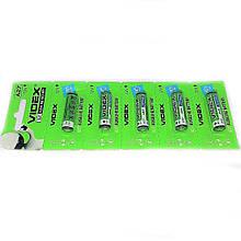 Батарейки Videx R 14, A 27, 2021 упаковка — 50 шт