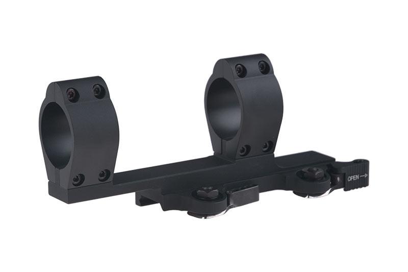 Кріплення для оптики SPR/M4 QD Scope Mount Black