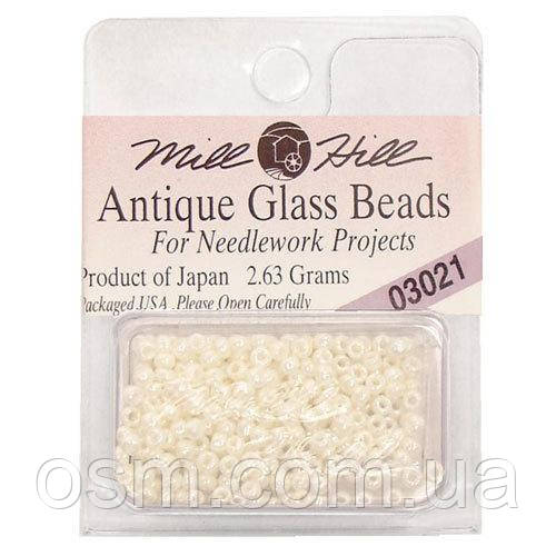Бисер Mill Hill 11/0 Royal Pearl Antique Glass Beads