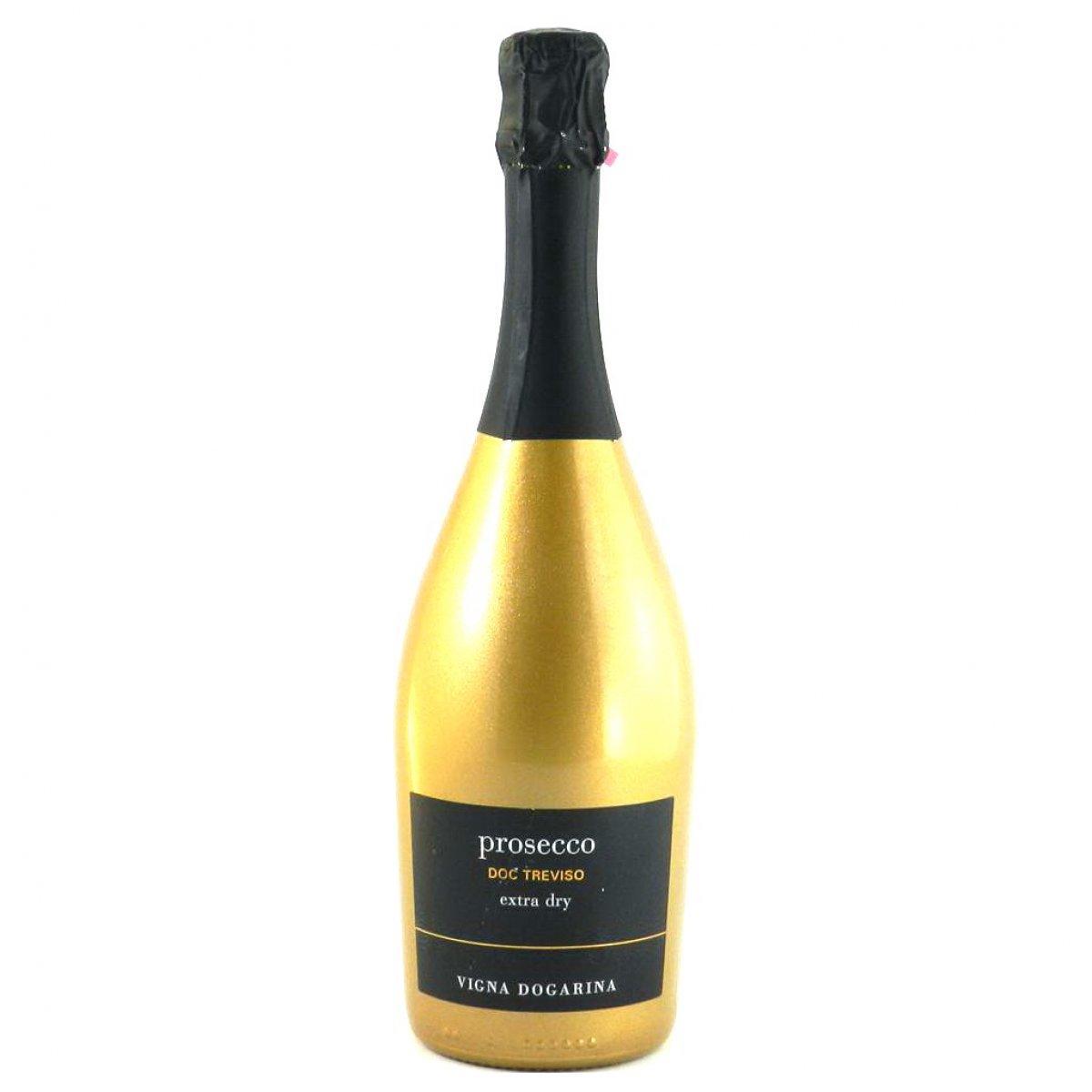 Вино Vigna Dogarina prosecco DOC treviso extra dry 11% 0.75л. Италия