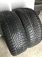 Шины бу зимние 225/55R17 Dunlop SP Winter Sport 4D (RFT) 7.5мм (18,17год!)
