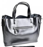 Женская кожаная сумка 650 Black