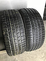 Шины бу зимние 225/55R17 Pirelli Winter 210 Snowsport (8мм) цена за 1шт