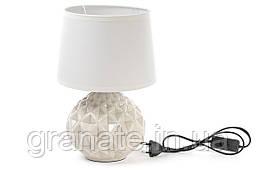 Лампа настольная с абажуром 30 см