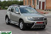Кенгурятник Dacia/Renault Sandero