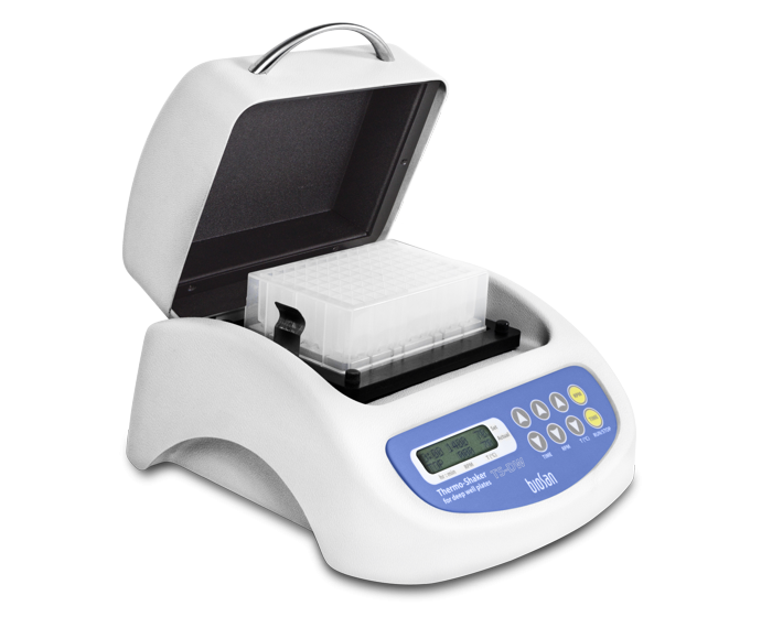 Термошейкер для глубоколуночных планшетов TS-DW