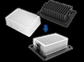Термошейкер для глубоколуночных планшетов TS-DW, фото 2