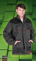 Комплект рабочей спецодежды Foreco (куртка+брюки)