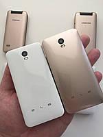 Телефон раскладушка Samsung T390 на две сим карты! Отправка без предоплат!