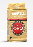 Кофе молотый Lavazza Qualità Oro 125 г в вакуумной упаковке