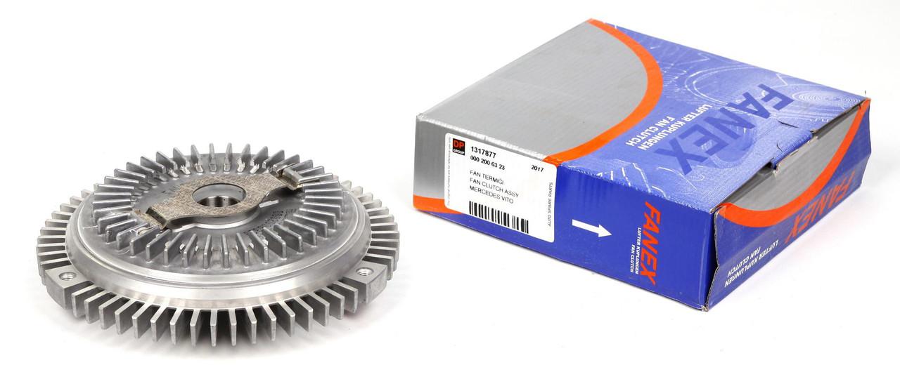 Муфта вентилятора MB Vito (W639)/Sprinter 2.2CDI 09-
