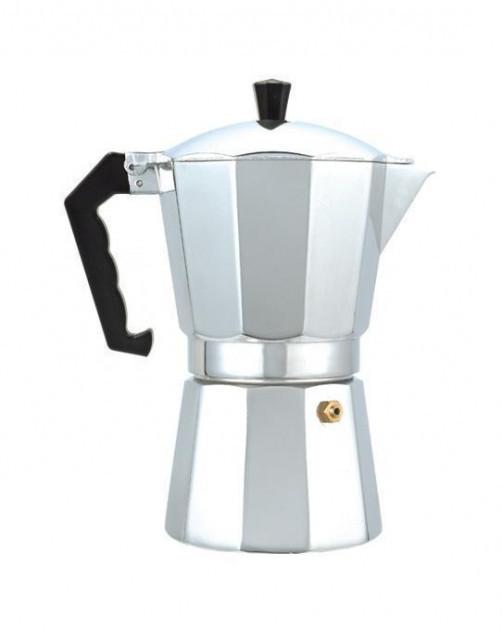 Гейзерная кофеварка Empire Coffee эспрессо 150мл на 3 чашки 9542