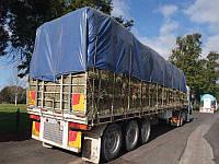 Автотент для грузовиков Камаз, Зил, Газ, для  зерна, сена  4х6 м 150 г/м2