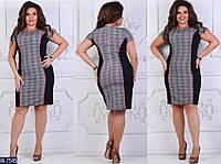 Платье W-7545 (48-50, 52-54)