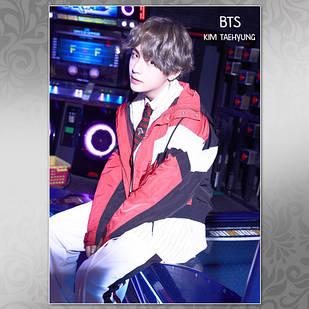 Плакат K-Pop BTS 012