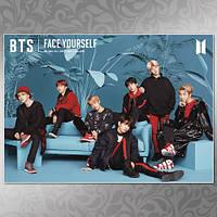 Плакат K-Pop BTS 051
