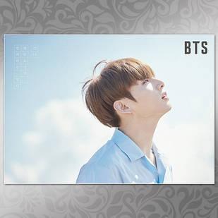 Плакат K-Pop BTS 251