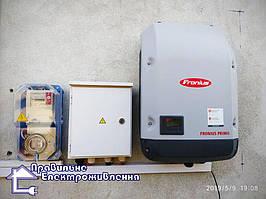 Мережева СЕС 8,2 кВт у с. П'ядики 1