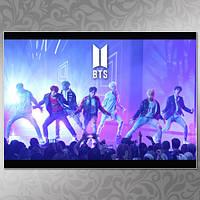 Плакат K-Pop BTS 403