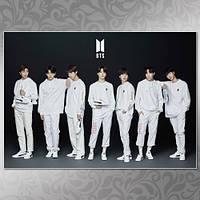 Плакат K-Pop BTS 425