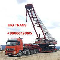Негабаритные перевозки автотралом г / п до 90 т. 067 502 56 87.