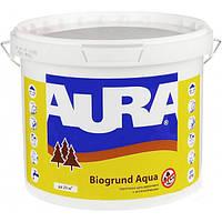 Грунтовка для древесины Aura Biogrund Aqua, 9 л