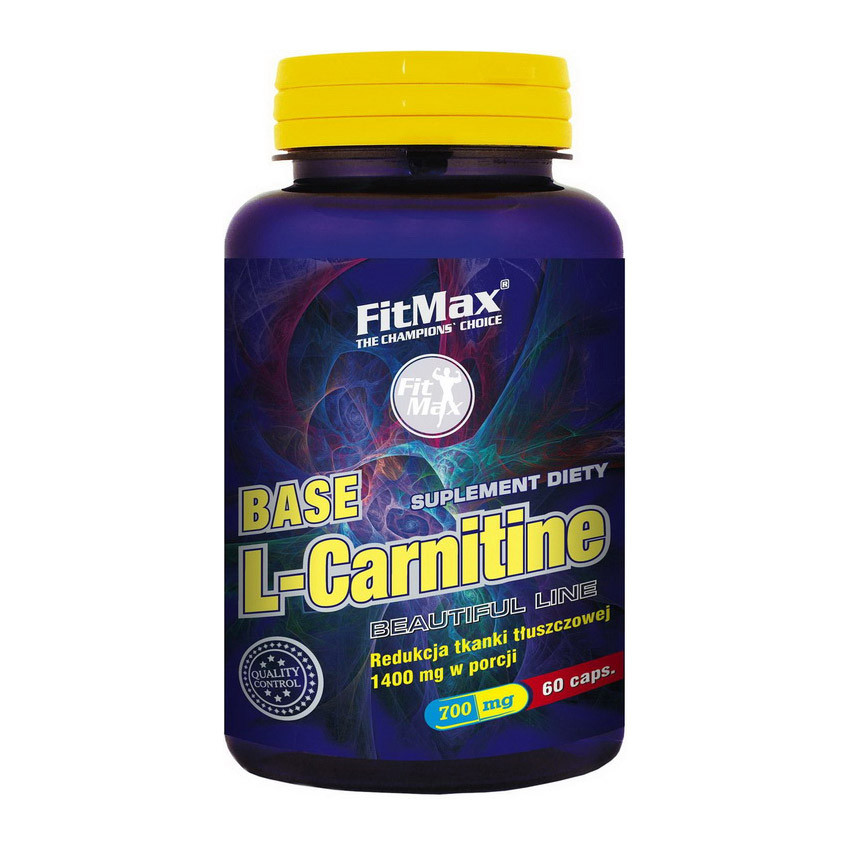 Base L-Carnitine 700 mg (60 caps)