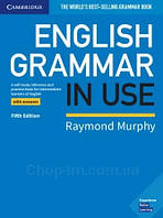 English Grammar in Use Fifth Edition Intermediate with answers (грамматика Raymond Murphy)