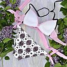 Роздільний Купальник жіночий рожевий, фото 2